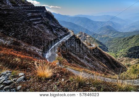 Old Silk Route, Between China And India, Sikkim