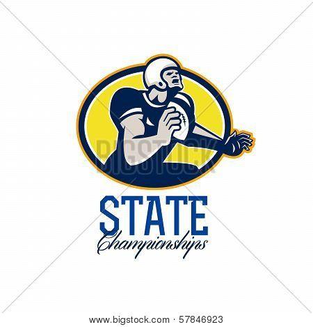 American Football State Championships Retro