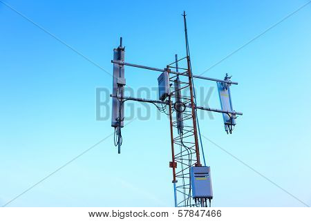 Tower Transmission Base Station