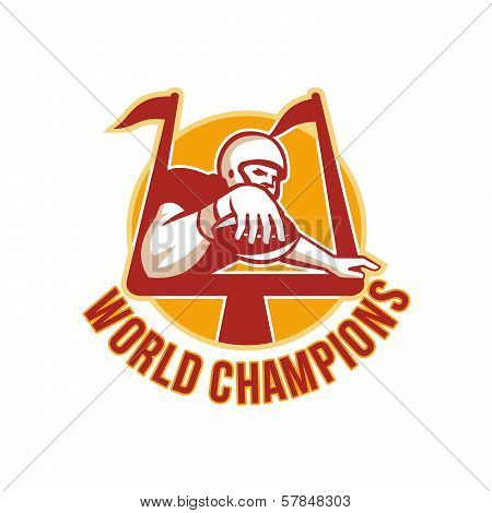 American Football Touchdown World Champions