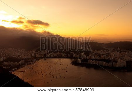 Rio de Janeiro, Brazil, Botafogo Beach