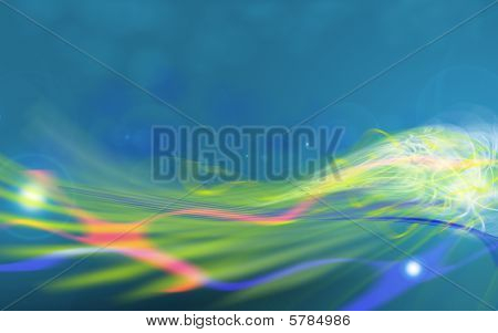 Fantastic Abstract Background