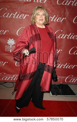 Kathy Bates  at the Palm Springs Film Festival Gala. Palm Springs Convention Center, Palm Springs, CA. 01-06-09