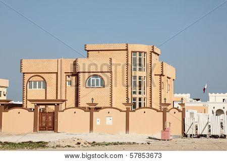 Residential Villa In Doha, Qatar
