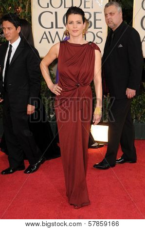 Julia Ormond at the 66th Annual Golden Globe Awards. Beverly Hilton Hotel, Beverly Hills, CA. 01-11-09