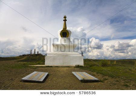 Suburgan in Kyzyl