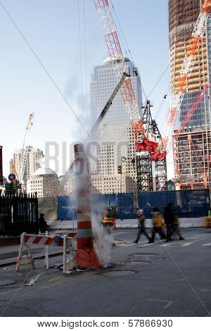 Rebuilding At Ground Zero