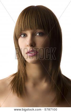 Model Beauty Portrait