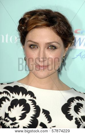 Sasha Alexander  at the World Premiere of 'He's Just Not That Into You'. Grauman's Chinese Theatre, Hollywood, CA. 02-02-09