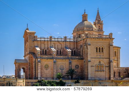 Basilica Of Ta Pinu