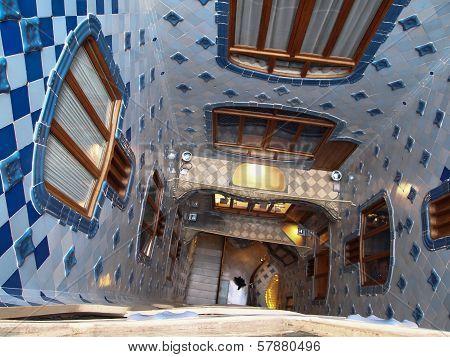 Details from Casa Batllo - Barcelona, Spain