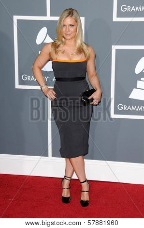 Emily Proctor at the 51st Annual GRAMMY Awards. Staples Center, Los Angeles, CA. 02-08-09