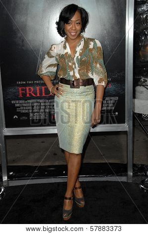 Tichina Arnold at the Los Angeles Premiere of 'Friday the 13th'. Grauman's Chinese Theatre, Hollywood, CA. 02-09-09