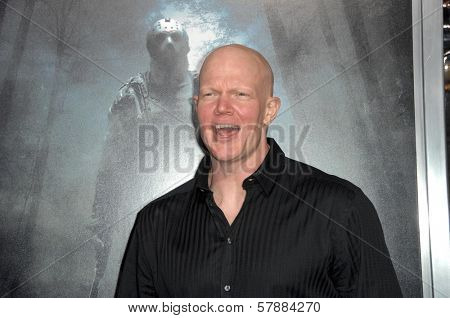 Derek Mears at the Los Angeles Premiere of 'Friday the 13th'. Grauman's Chinese Theatre, Hollywood, CA. 02-09-09