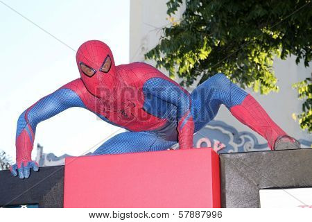 Spiderman at