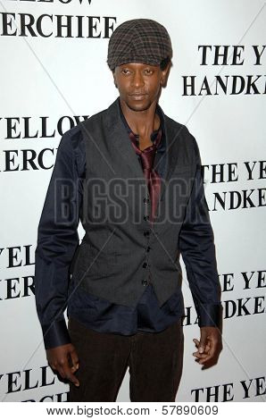 Edi Gathegi  at the Los Angeles Premiere of 'The Yellow Handkerchief'. WGA Theatre, Beverly Hills, CA. 11-25-08