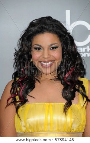 Jordin Sparks  at the 2008 American Musica Awards. Nokia Theatre, Los Angeles, CA. 11-23-08