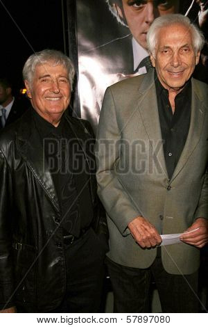 Sid Krofft and Marty Krofft  at the Los Angeles Premiere of 'Frost-Nixon'. Samuel Goldwyn Theater, Los Angles, CA. 11-24-08