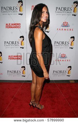 Jessie Camacho  at the 8th Annual Padres Contra El Cancer's 'El Sueno De Esperanza' Benefit Gala. Hollywood and Highland Grand Ballroom, Hollywood, CA. 10-07-08