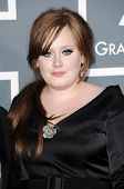 Adele at the 51st Annual GRAMMY Awards. Staples Center, Los Angeles, CA. 02-08-09
