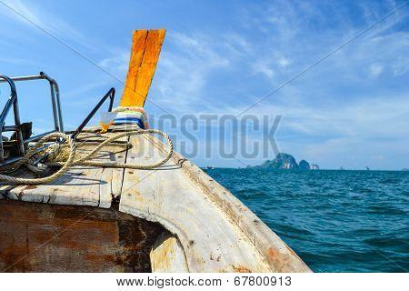 Long Tail Boat Head