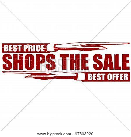 Shops The Sale