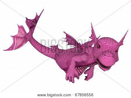 Little Pink Sea Dragon