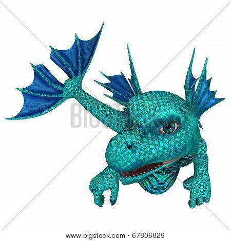 Little Sea Dragon