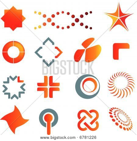 Symbols, brands and corporate marks