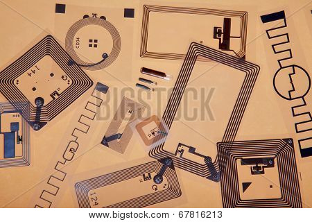 RFID tags and chips