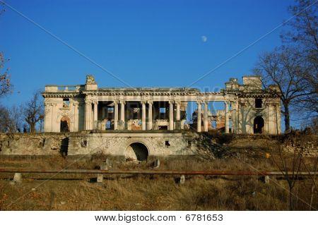 Ruins Of Castle