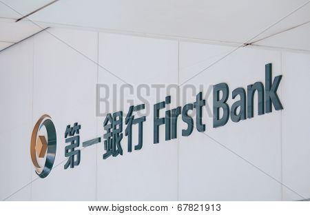 First Bank Taiwan