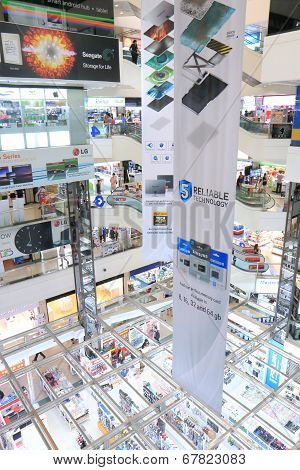 Sim Lim Square Shopping Centre Singapore