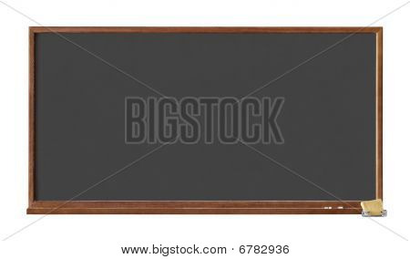 Black School Board Cutout