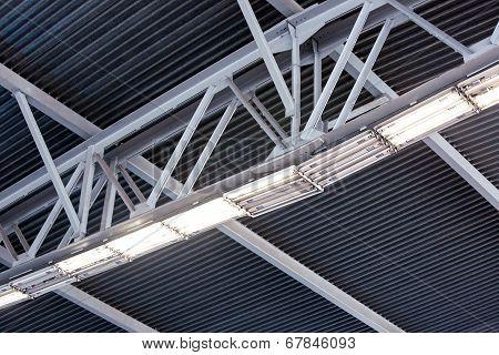 Metal Roof Construction