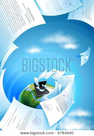 Whirpool of Documents