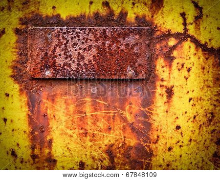 Rusty Label