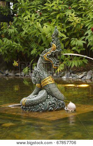 Naga,the King Of Snake