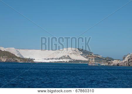 Mine On An Island