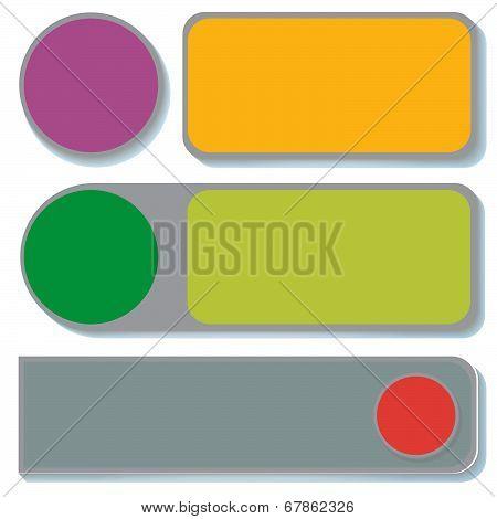 Template Set Vector