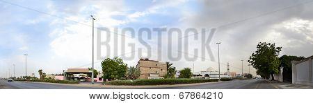 South Jeddah panoramic image