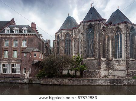 St. Michael Church Gent
