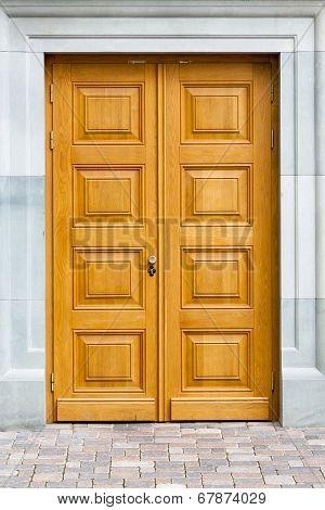 Wooden Decorative Doors
