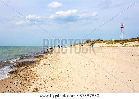 Beach Darsser Ort