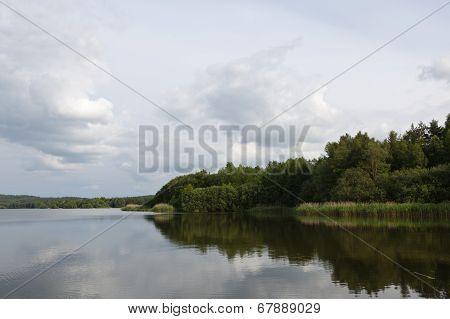 Brombach small lake