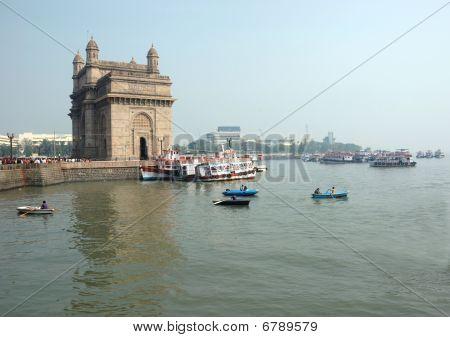 Gateway Of India in Bombay (mumbai)