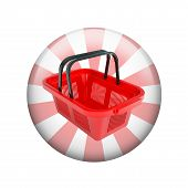 picture of spherical  - Shopping basket - JPG