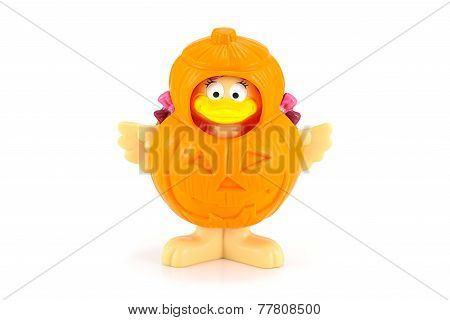 Birdie The Pumpkin