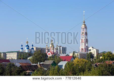 Russia. Tambov. Cityscape