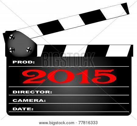 2015 Clapper Board